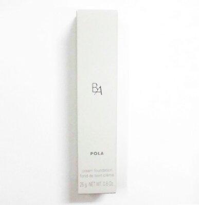 POLAポーラ B.A クリーミィファンデーションL[正規品] (6色より選択)【Pola、ビーエー、クリーミーファンデ、クリーミィファンデーション、全6色、チューブ、SPF30PA+++、BA、ポーラファンデーション、クリーミー】