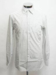 プラダ 『セール sale』プラダ PRADA【POPELINE GEOMET】メンズ ドレスシャツ ワイシャツNEROUCM473 1EO5 002【送料無料】 【あす楽対応】【注目アイテム】