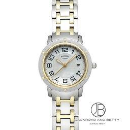 エルメス クリッパー 腕時計(レディース) エルメス HERMES クリッパー CP1.320.212/4968 【新品】 時計 レディース