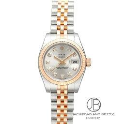 デイトジャスト ロレックス ROLEX オイスターパーペチュアル デイトジャスト 179171G 【新品】 時計 レディース