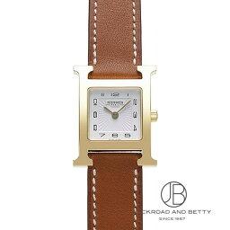 エルメス Hウォッチ 腕時計(レディース) エルメス HERMES Hウォッチ ドゥブルトゥール 036737WW00 新品 時計 レディース