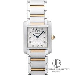 カルティエ タンクフランセーズ 腕時計(レディース) カルティエ CARTIER タンクフランセーズ MM WE110005 【新品】 時計 レディース