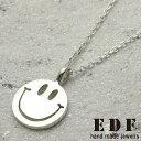 イーディーエフ イーディーエフ【EDF】70's smile スマイル ペンダント