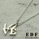 イーディーエフ イーディーエフ【EDF】ラブスクエアペンダント S