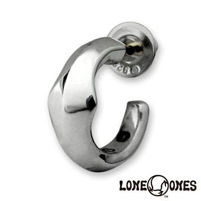ロンワンズ LONE ONES シルクフープイヤリングL 日本正規輸入販売代理店