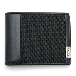 トゥミ 【名入れ無料】TUMI トゥミ 1119230DCH ALPHA SLG メンズ 二つ折り財布 ブラック クロム グローバル・ダブル・ビルフォールド 【あす楽対応】【RCP】