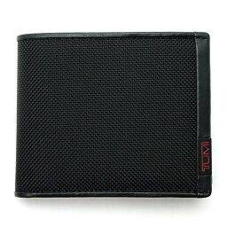 トゥミ 【名入れ無料】TUMI トゥミ 119232DID ALPHA SLG メンズ 二つ折り財布 ブラック グローバル・センター・フリップ・ID・パスケース 【あす楽対応】【RCP】
