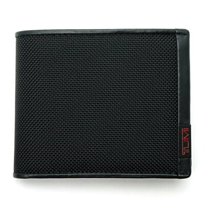 TUMI トゥミ 119232DID ALPHA SLG メンズ 二つ折り財布 ブラック グローバル・センター・フリップ・ID・パスケース 【あす楽対応】【RCP】