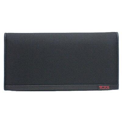TUMI トゥミ 119243DID メンズ 長財布 ブラック ARGE CURRENCY WALLET 【あす楽対応】【RCP】