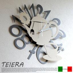 ARTI&MESTIERI 時計 TEIERA(ティエラ) ウォールクロック 掛け時計 アルティ・エ・メスティエリ(ARTI&MESTIERI) 送料無料