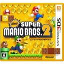 New スーパーマリオブラザーズ2 任天堂 New スーパーマリオブラザーズ2【3DSゲームソフト】