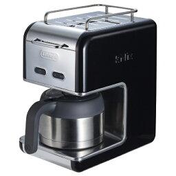 デロンギCMB6 【送料無料】 デロンギ ケーミックスドリップコーヒーメーカープレミアム CMB5T-BK ブラック[CMB5T]