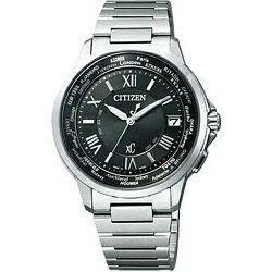 シチズン クロス シー(XC) 腕時計(メンズ) シチズン CITIZEN [ソーラー電波時計]XC(クロスシー) 「エコ・ドライブ電波時計 多局受信型 針表示式」 CB1020-54E【日本製】[CB102054E]
