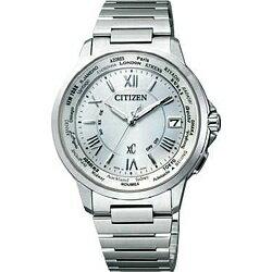 シチズン クロス シー(XC) 腕時計(メンズ) シチズン CITIZEN [ソーラー電波時計]XC(クロスシー) 「エコ・ドライブ電波時計 多局受信型 針表示式」 CB1020-54A【日本製】[CB102054A]