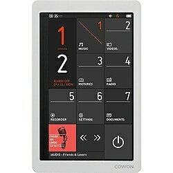 オーディオ COWON コウォン デジタルオーディオプレーヤー COWON X9 X9-32G-WH ホワイト [32GB][X932GWH]