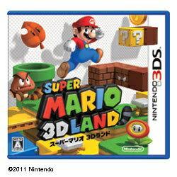 スーパーマリオ 3Dランド 【あす楽対象】 任天堂 スーパーマリオ3Dランド【3DSゲームソフト】