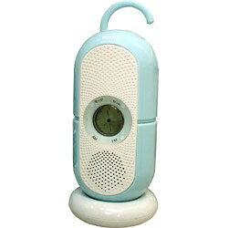 バスラジオのギフト ANDO FM/AM 防滴ラジオ R9-381W[R9381W]