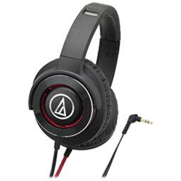 オーディオテクニカ オーディオテクニカ audio-technica ヘッドホン BRD ブラックレッド ATH-WS770 [φ3.5mm ミニプラグ][ATHWS770BRD]