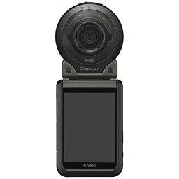 EXILIM 【送料無料】 カシオ 防水コンパクトデジタルカメラ Outdoor Recorder(アウトドアレコーダー) EXILIM(エクシリム) EX-FR100(ブラック)[EXFR100BK]