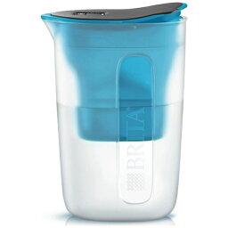 ブリタ ブリタ ポット型浄水器 「FUN」(浄水部容量1.0L) BJFBL ブルー