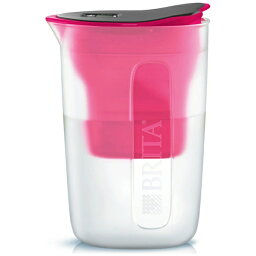 ブリタ ブリタ ポット型浄水器 「FUN」(浄水部容量1.0L) BJFPI ピンク