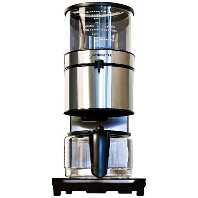 デバイスタイル deviceSTYLE PCA-10X コーヒーメーカー Brunopasso(ブルーノパッソ)[PCA10X]