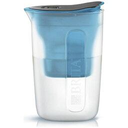 ブリタ ブリタ ポット型浄水器 「Fun」(浄水部容量1.0L) BJPFB ブルー[BJPFB]