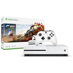 X box マイクロソフト Microsoft Xbox One S 1 TB (Forza Horizon 4 同梱版)[XBOXONES1TB4][ゲーム機本体]