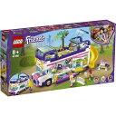 レゴブロック レゴジャパン LEGO 41395 フレンズ フレンズのうきうきハッピー・バス[レゴブロック]