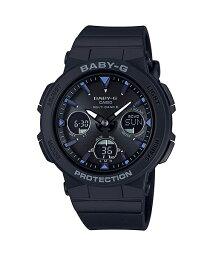 カシオ Baby-G 腕時計(メンズ) 国内正規品 CASIO BABY-G カシオ ベビーG ビーチトラベラー ネオンイルミネーター レディース腕時計 BGA-2500-1AJF