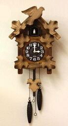 鳩時計 RHYTHM リズム時計 クロック 掛け時計 鳩時計 カッコークロック カッコーメイソンR 4MJ234RH06 (4MJ234-A06の新モデル)