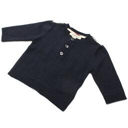 バーバリー ベビー服 バーバリー (BURBERRY) ベビーセーター,ニット B05J98 ネイビー 【キッズ・ベビー】【男の子 女の子】