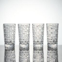 ナハトマン ナハトマン ボサノバ ロングドリンク グラスセット (4個入) ウイスキー 焼酎 ソフトドリンク グラス Nachtmann 正規品