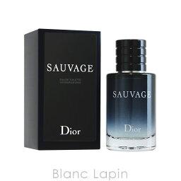 ディオール 【並行輸入品】 クリスチャンディオール Dior ソヴァージュ EDT 60ml [250153]
