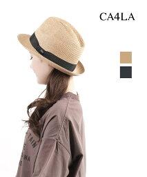 カシラ 帽子 レディース 【カシラ CA4LA】 ペーパーブレードハット 帽子 SOUTH SOUNDS4・ZKN01979-4692101【レディース】