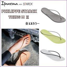 イパネマ ipanema WITH STARCK イパネマ スタルク レディース ビーチサンダル [PM82046] PHILIPPE STARCK THING M II