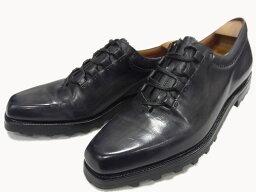 ベルルッティ 【未使用品】●Berluti ベルルッティ 最高級革靴レザーシューズ レアカラー イタリア製