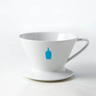ブルーボトルコーヒー ドリッパー|有田焼 オリジナル ドリッパー コーヒードリッパー ブルーボトルコーヒー BlueBottleCoffee ハンドドリップ ペーパーフィルター ホットコーヒー アイスコーヒー ブラックコーヒー