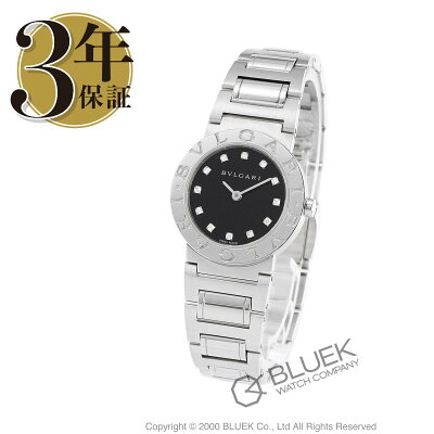 【3,000円OFFクーポン対象】ブルガリ ブルガリブルガリ ダイヤ 腕時計 レディース BVLGARI BB26BSS/12_8