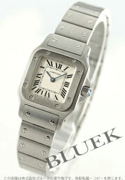 カルティエ サントスガルベ 腕時計(レディース) カルティエ CARTIER サントス ガルベ SM レディース W20056D6