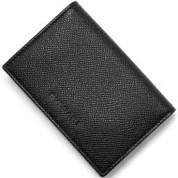 ブルガリ 名刺入れ ブルガリ BVLGARI カードケース クラシコ 【CLASSICO】 ブラック 20361 メンズ