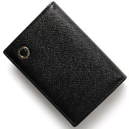 ブルガリ 名刺入れ ブルガリ BVLGARI カードケース ブルガリブルガリ 【BB】 ブラック 280516 メンズ レディース