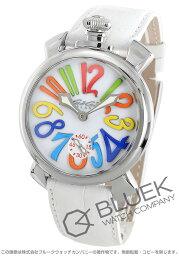 ガガ ミラノ 腕時計(メンズ) ガガミラノ マヌアーレ48MM 腕時計 メンズ GaGa MILANO 5010.01S