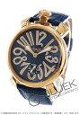 ガガ ミラノ 腕時計(メンズ) ガガミラノ マヌアーレ48MM 腕時計 メンズ GaGa MILANO 5011.05S