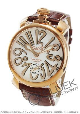 ガガミラノ マヌアーレ48MM 腕時計 メンズ GaGa MILANO 5011.08S