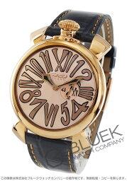 ガガ ミラノ 腕時計(メンズ) ガガミラノ スリム46MM 腕時計 メンズ GaGa MILANO 5085.2