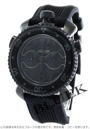 ガガ ミラノ 腕時計(メンズ) ガガミラノ クロノ スポーツ45MM クロノグラフ 腕時計 メンズ GaGa MILANO 7012.01