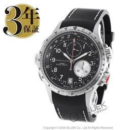 カーキ 腕時計(メンズ) ハミルトン カーキ アビエーション ETO クロノグラフ 腕時計 メンズ HAMILTON H77612333_3