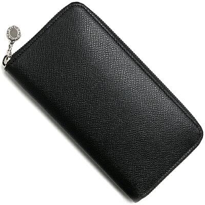 ブルガリ 長財布 財布 メンズ レディース クラシコ 【CLASSICO】 ブラック 20886 BVLGARI