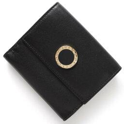 ブルガリ 二つ折り財布(メンズ) ブルガリ BVLGARI 二つ折財布 コローレ 【COLORE】 ブラック 32384 レディース